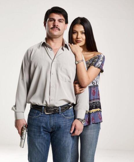 Laura Osma y El Chapo