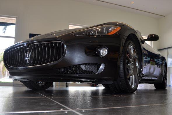 Los autos de Maserati se distinguen por la exclusividad y poder que ofre...