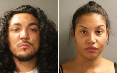 Michael Anthony Cuéllar y Sierra Tarbutton enfrentan cargos por d...