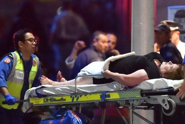 La Policía de Australia confirmó la muerte de tres personas, incluido el...