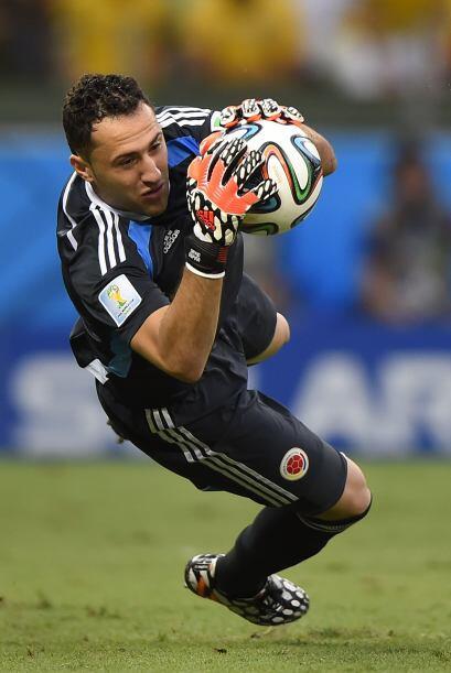 Ospina solo permitió cuatro anotaciones en Brasil, por lo que el Arsenal...