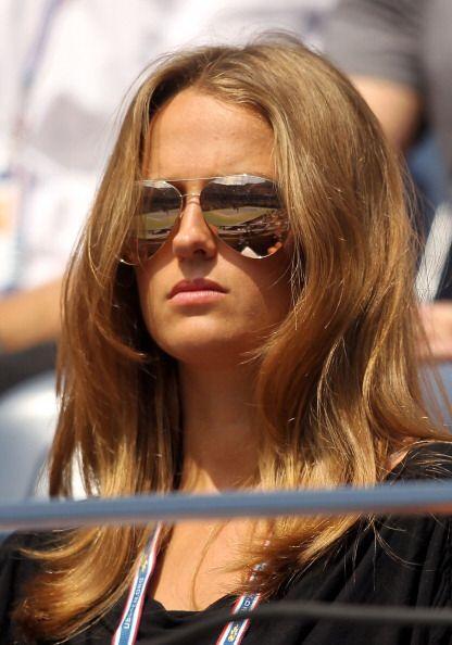 Kim Sears no dejó solo ni un instante a su novio Andy Murray.