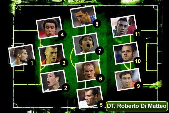 Te presentamos los 11 jugadores que sobresalieron en Europa, y es por es...