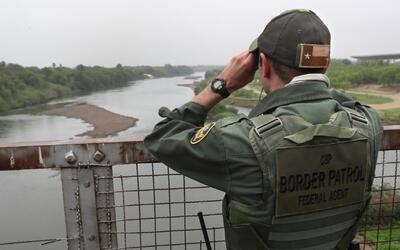 La Patrulla Fronteriza implementa nuevas tácticas para la difícil labor...