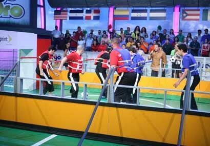 Estos juegos eran fundamentales porque el ganador pelearía en el reto fi...