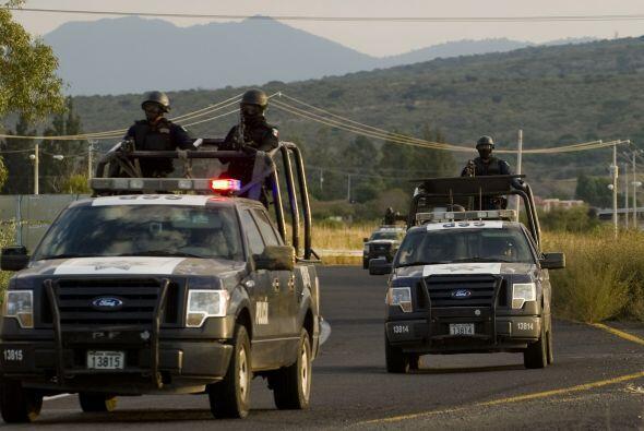 Michoacán ha sido cuna de grupos del crimen organizado, como La Familia...