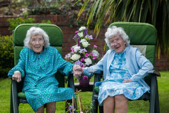 ¡Vaya vida la que han tenido estas gemelas!