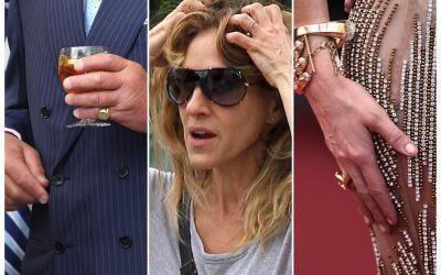 Las manos de estos famosos parecen de persona.