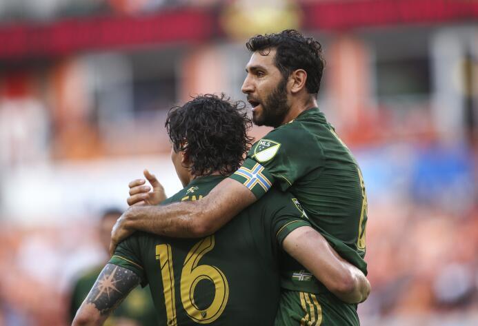 Sebastian Giovinco y Diego Valeri se destacan en el Equipo Semana en la...
