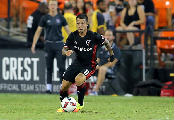 De la MLS a la Liga MX: Luciano Acosta, atacante del DC United