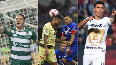 La fecha 15 de la Liga MX será decisiva rumbo a la liguilla del torneo Apertura 2018