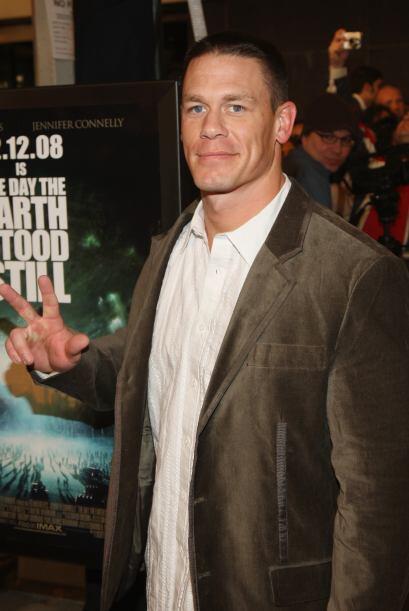 John Cena ha actuado en seis películas: The Marine, 12 Rounds, True Jack...