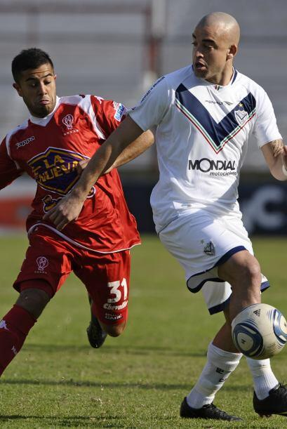 David Ramírez anotó el segundo gol de Vélez para el triunfo por 2-0. Hor...