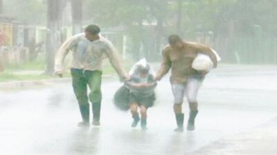 Inundaciones y damnificados: el impacto del huracán Michael en el oeste de Cuba (fotos)