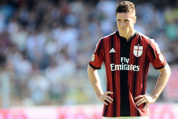 Fernando Torres fue un jugador que marcó época tanto en el Atlético como...