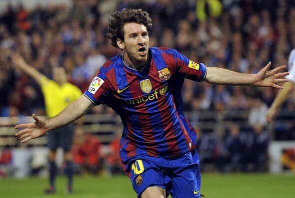 Pero Messi se encargó de tapar los errores de sus compañeros. El argenti...