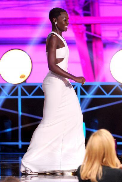 Lupita Nyong'o es sin duda la revolución de Hollywood. La actriz de orig...
