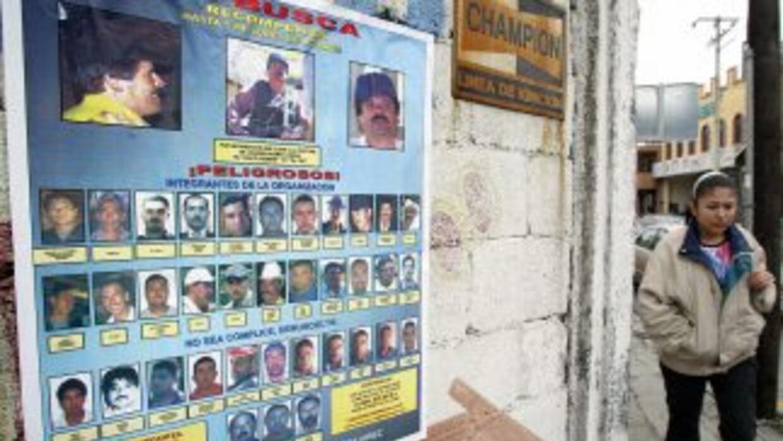 Las autoridades asestaron un nuevo golpe al cártel narcotraficante de Si...