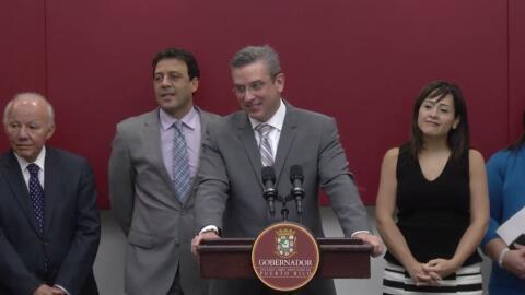 Conferencia de prensa impago Puerto Rico