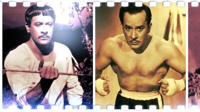 Las camaleonicas transformaciones de Pedro Infante en el cine