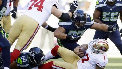 Los campeones Seattle Seahawks enterraron definitivamente las ya muy rem...