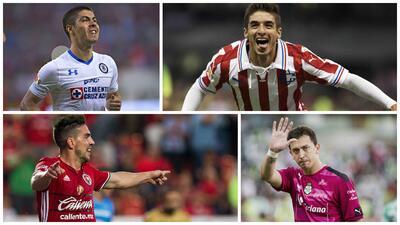 El Top 10 de los jugadores de la fecha 7 del Univision Deportes Fantasy del A2016