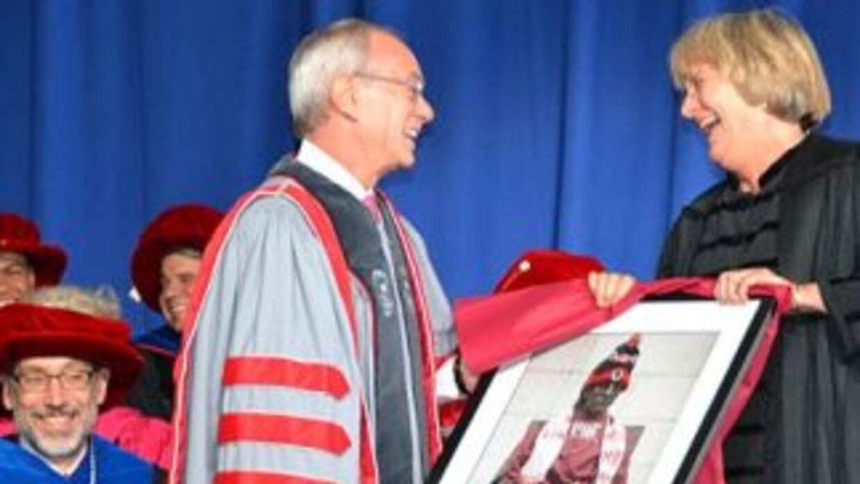 El ingeniero venezolano Rafael Reif asume como presidente del prestigios...