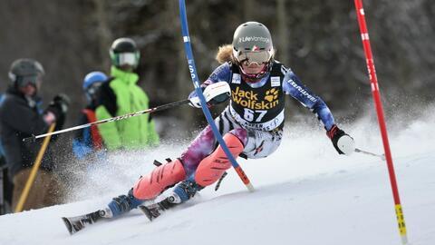 Sarah Schleper es la deportista con mayor experiencia de la delegaci&oac...