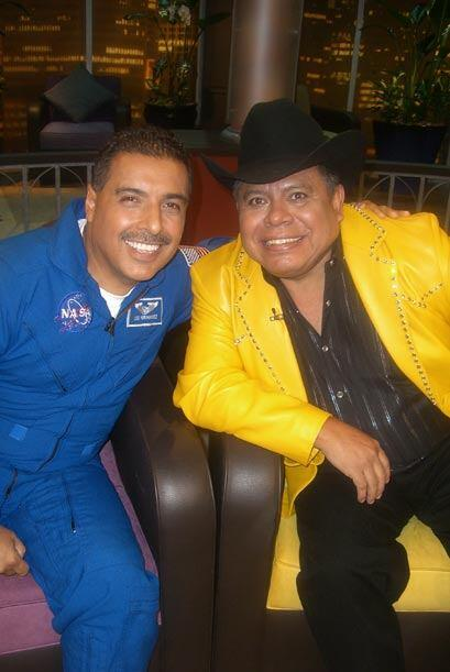 Sacramento Ramírez triunfó en el mundo de la música...