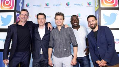 En fotos: cinco actores de Hollywood se pusieron traviesos en el cine, y también en Despierta América