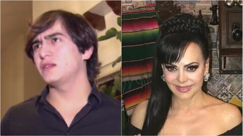 Julián Figueroa se casa y tienen que ver cómo reaccionó su madre Maribel...