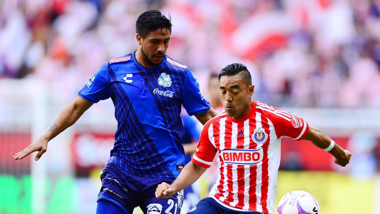 Chivas vs. Puebla