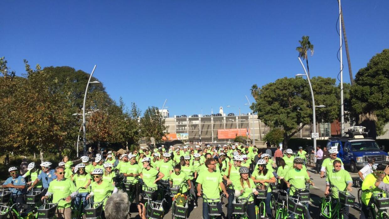 Renta de bicicletas en Santa Mónica