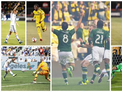 Un gran 2015 para la MLS