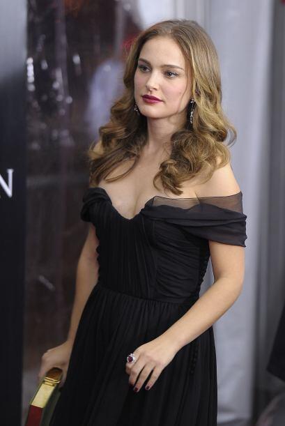 Pasaron los años y en 2010 la actriz estrenaba una película que todos ac...