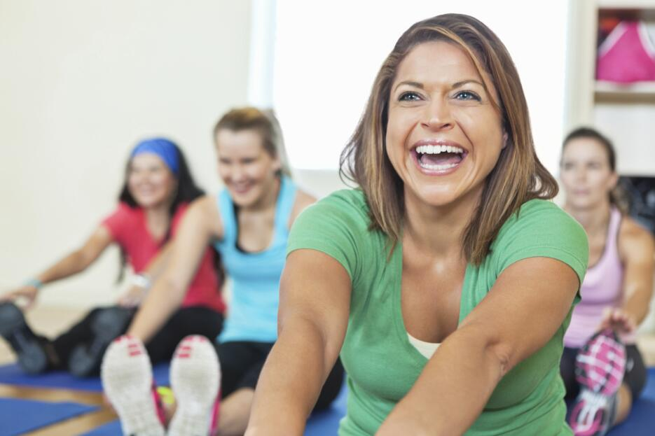 Caminar o practicar alguna actividad física es de gran ayuda para reduci...