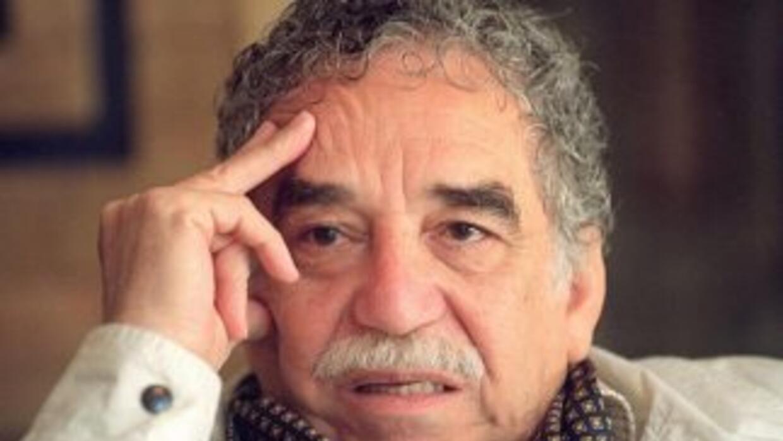 Fotografía de archivo del 16 de abril de 1994 del escritor colombiano y...