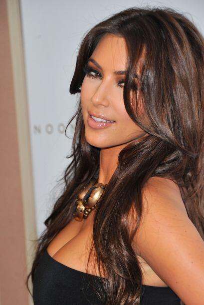Uno de los accesorios para pelo de los que la Kardashian no puede separa...