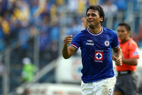 Maximiliano Biancucchi llegó en el 2010 al Cruz Azul con la fama de ser...