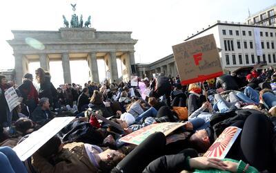 Marcha Mundo Berlín