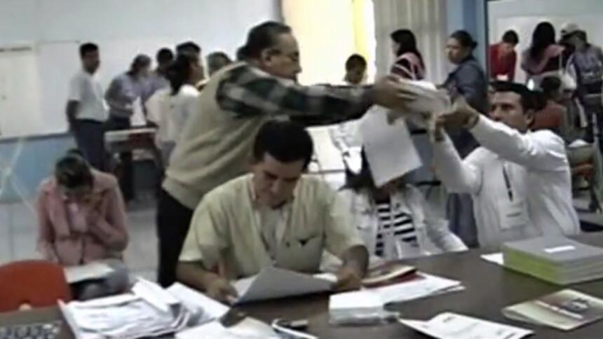 Elecciones 2006 en El Chapo