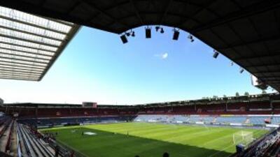 Estadio Reyno de Navarra del Osasuna.