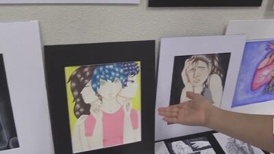 Buscan sanar heridas emocionales mediante el arte