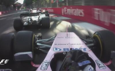 El circuito de Azerbaiyán, un Gran Premio de locura