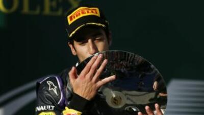"""Tras la decisión de los comisarios, Red Bull anunció su intención de """"ap..."""