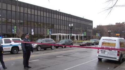 Investigación preliminar indica que no era el blanco del ataque. Foto: C...