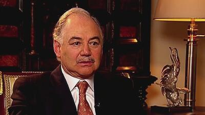 Raúl Salinas de Gortari fue exonerado del delito de enriquecimiento ilícito