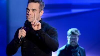 Robbie Williams anunció que el estreno de este disco será el próximo 1 d...