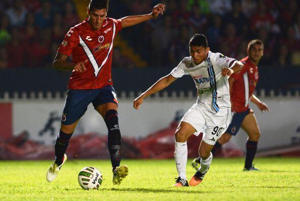 Gabriel Peñalba, el volante de Veracruz sorprendió a muchos con si llega...