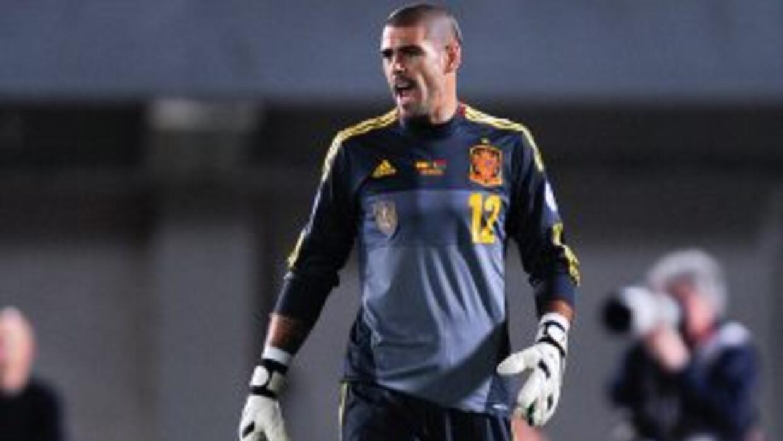 Valdés ha insistido en que dejará al Barcelona al final de esta campaña...